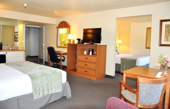 Suite Best Western Heritage Inn - Chico