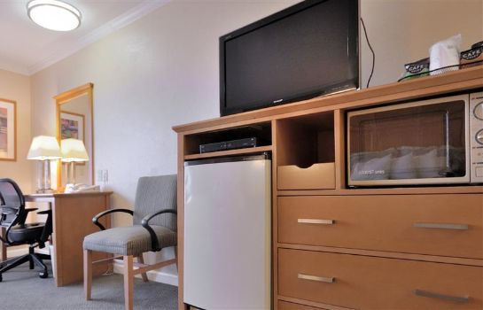 Zimmer BEST WESTERN PLUS SILICON VLY