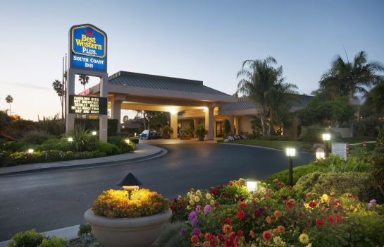 Buitenaanzicht BEST WESTERN PLUS SOUTH COAST