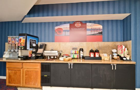 Restaurant BEST WESTERN PLUS ALL SUITES