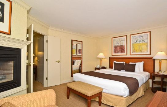 Zimmer BEST WESTERN PLUS ALL SUITES