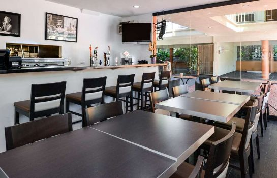 Restaurante Best Western Hollywood Plaza Inn-Hollywood Walk of Fame Hotel