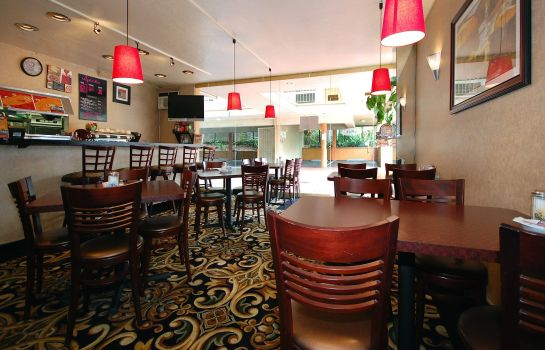 Restaurant BEST WESTERN HOLLYWOOD PLAZA I