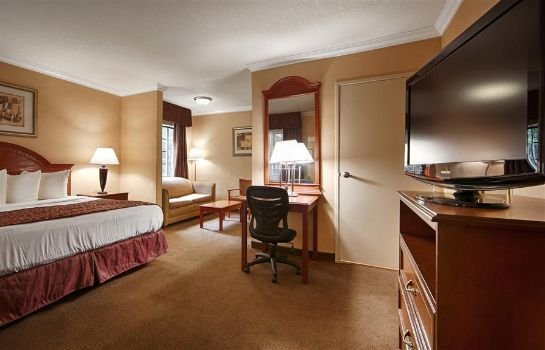 Suite BEST WESTERN HOLLYWOOD PLAZA I