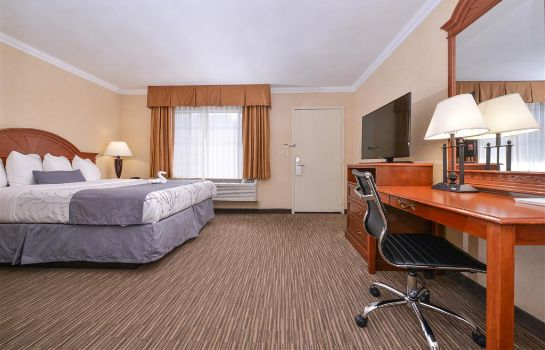 Suite Best Western Hollywood Plaza Inn-Hollywood Walk of Fame Hotel