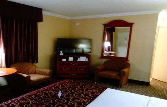 Zimmer BEST WESTERN HOLLYWOOD PLAZA I