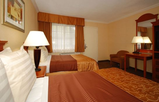 Chambre BEST WESTERN HOLLYWOOD PLAZA I