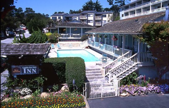 Vista esterna BEST WESTERN PLUS CARMEL BAY