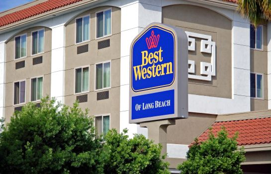Exterior view BEST WESTERN LONG BEACH