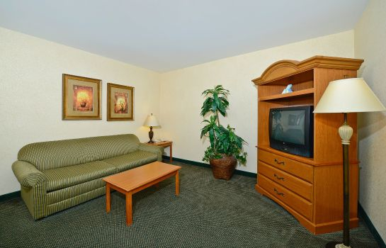 Suite BEST WESTERN LONG BEACH