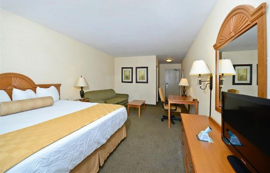 Zimmer BEST WESTERN LONG BEACH