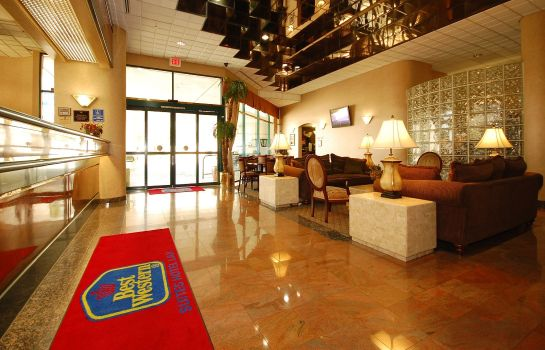 Hall BEST WESTERN PLUS SUITES HOTEL