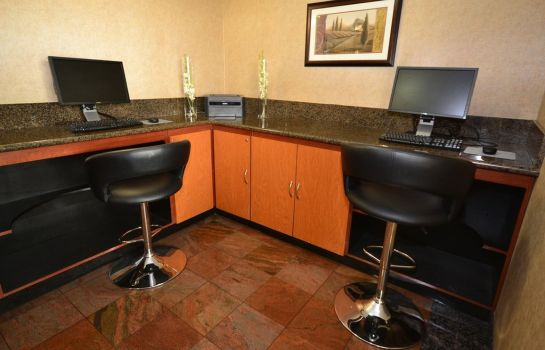 info BEST WESTERN PLUS SUITES HOTEL