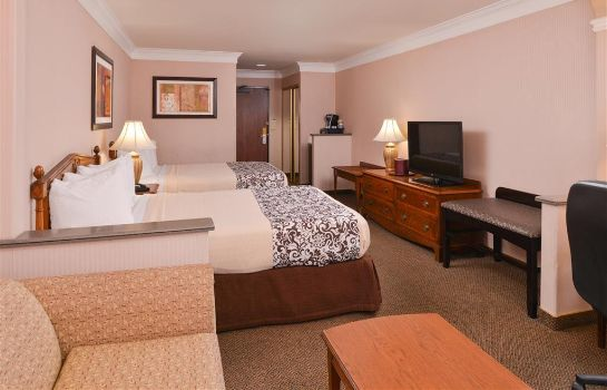 Camera BEST WESTERN PLUS SUITES HOTEL