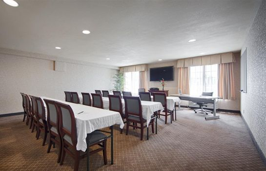 Conference room Best Western Surf City