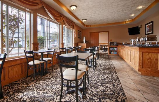 Restaurant BEST WESTERN PLUS BAYSHORE INN