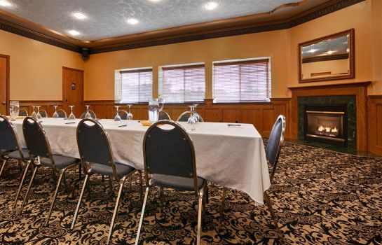 Sala congressi BEST WESTERN PLUS BAYSHORE INN