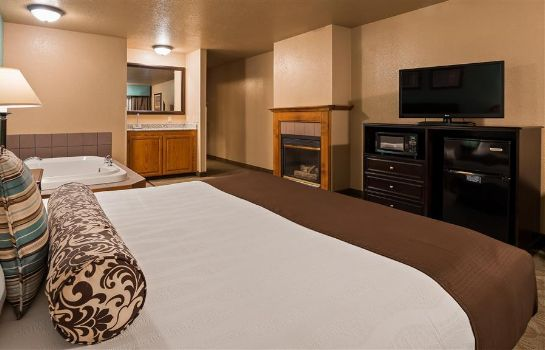 Zimmer BEST WESTERN PLUS BAYSHORE INN