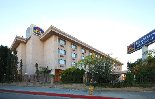 Exterior view BEST WESTERN LOS ANGELES WORLDPORT HTL