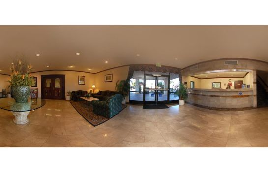 Lobby BEST WESTERN LOS ANGELES WORLDPORT HTL