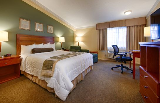 Chambre Best Western Plus Hill House