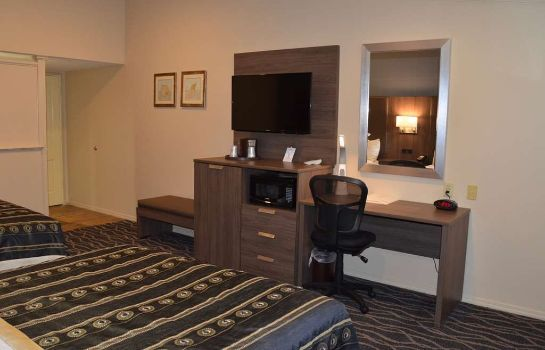 Zimmer BEST WESTERN PLUS HILL HOUSE