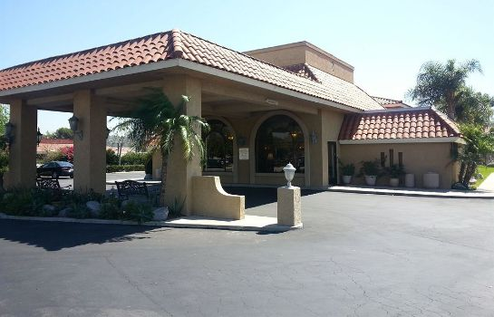 Außenansicht Anaheim Hills Inn and Suites