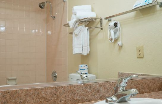 Cuarto de baño Anaheim Hills Inn and Suites