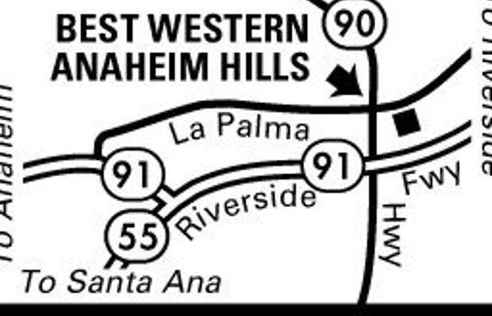 Information Anaheim Hills Inn and Suites