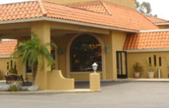 Exterior view Anaheim Hills Inn and Suites