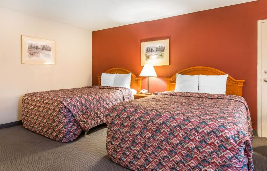 Room Rodeway Inn Cow Palace