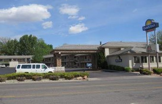 Buitenaanzicht DAYS INN-GRAND JUNCTION