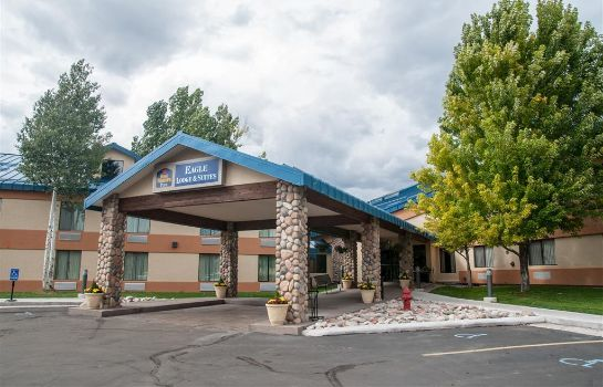 Exterior view BEST WESTERN PLUS EAGLE LODGE