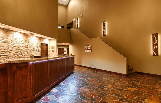 Hall Best Western Plus Eagle Lodge & Suites