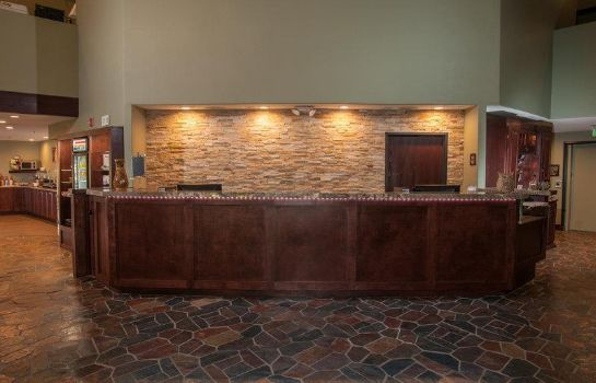 Hotelhalle Best Western Plus Eagle Lodge & Suites