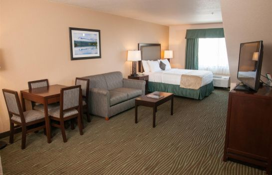 Suite Best Western Plus Eagle Lodge & Suites