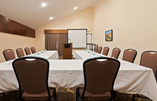 Conference room BEST WESTERN PLUS EAGLE LODGE