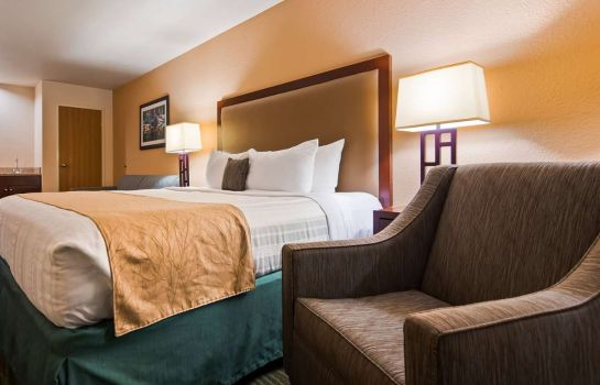 Chambre BEST WESTERN PLUS EAGLE LODGE