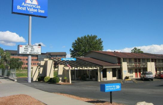Vista esterna Americas Best Value Inn-Grand Junction