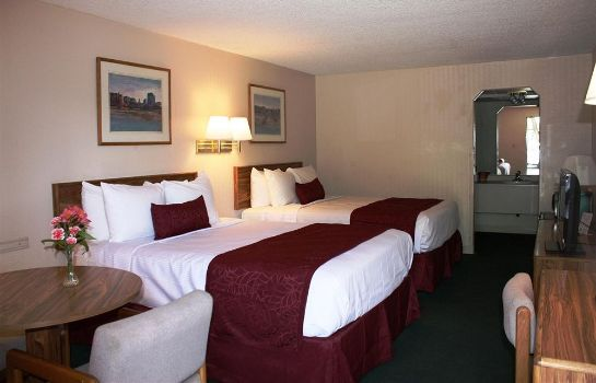 Standard room Americas Best Value Inn-Grand Junction
