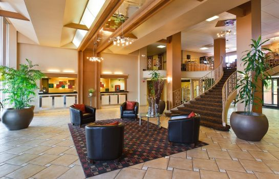 Hotelhalle Quality Inn & Suites Denver Stapleton