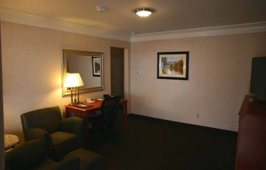 Suite BEST WESTERN PLUS SILVER SADDL