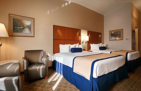 Chambre BEST WESTERN PLUS SILVER SADDL
