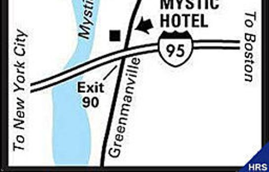 Info Mystic River Hotel & Suites Near Casinos
