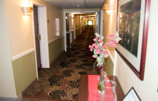 Vista all'interno Days Inn Niantic Near Casinos