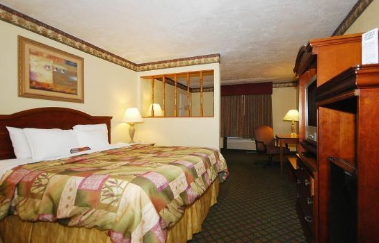 Zimmer BAYMONT INN & SUITES LAKE CITY