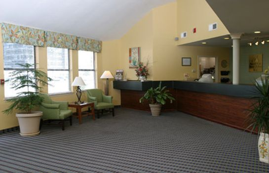 Hol hotelowy Best Value Inn And Suites
