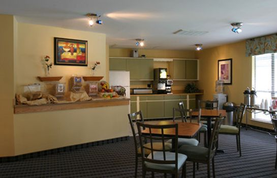 Sala de reuniones Best Value Inn And Suites