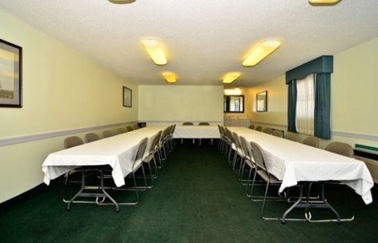Sala konferencyjna Rodeway Inn & Suites Haines City
