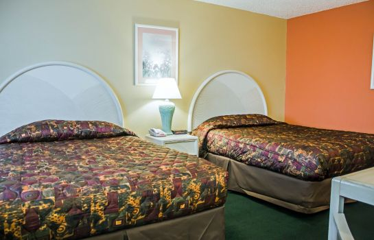 Chambre Rodeway Inn and Suites Haines City